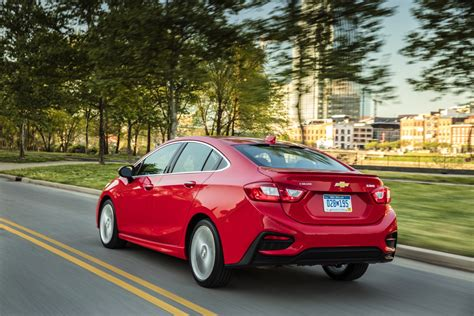 chevrolet cruze earns  mpg rating gm authority