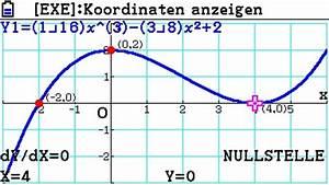 Wendepunkt Berechnen Aufgaben : kurvendiskussion beispiel 2 mathe brinkmann ~ Themetempest.com Abrechnung