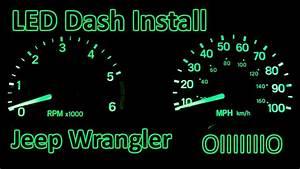 Jeep Wrangler Dash Warning Lights