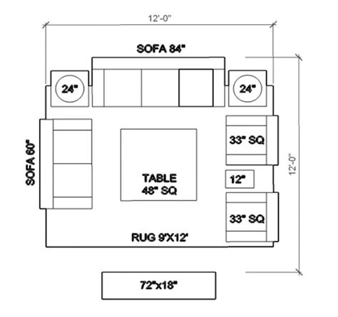 Average Size Of Living Room Addition by Living Room Furniture Dimensions