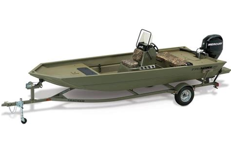 Grizzly Flat Bottom Boat by American Nautics Ambarcatiuni Tracker Grizzly 1860 Cc