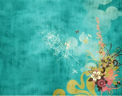 Background Powerpoint Turquoise Wallpapers Ppt Backgrounds Cool