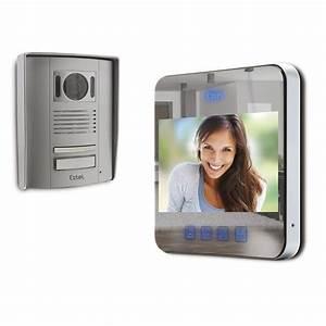 Interphone Video Sans Fil Leroy Merlin : interphone extel gev interphone vido sans fil cvf test et ~ Dailycaller-alerts.com Idées de Décoration