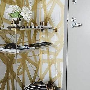 interior design inspiration photos by homepolish With best brand of paint for kitchen cabinets with gold chandelier wall art