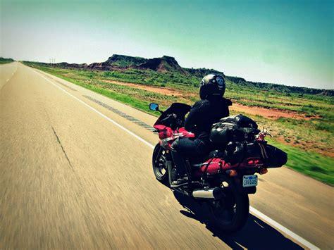 road trip moto how to plan a motorcycle trip the bikebandit