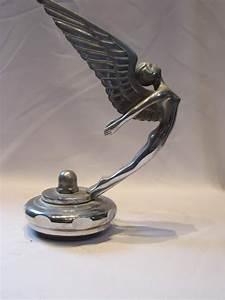 Bouchon De Radiateur Voiture : 1925 art deco voitures bouchon femme elancee ~ Medecine-chirurgie-esthetiques.com Avis de Voitures