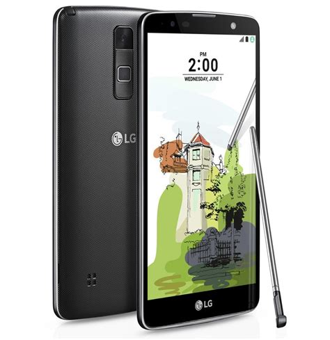 lg unveils stylus      full hd display