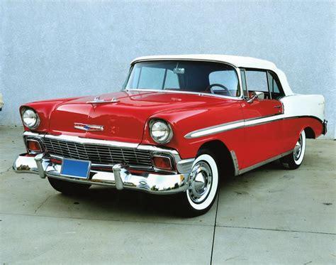 1956 Chevrolet Bel Air Custom Convertible 98713