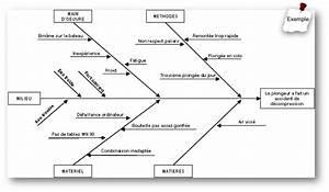 Diagramme Causes Effet Ou Ishikawa