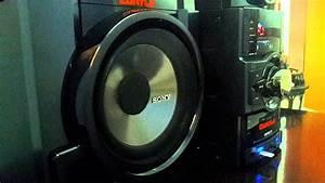 Mini System Sony Genezi Mhc-gtr88 1100 Rms