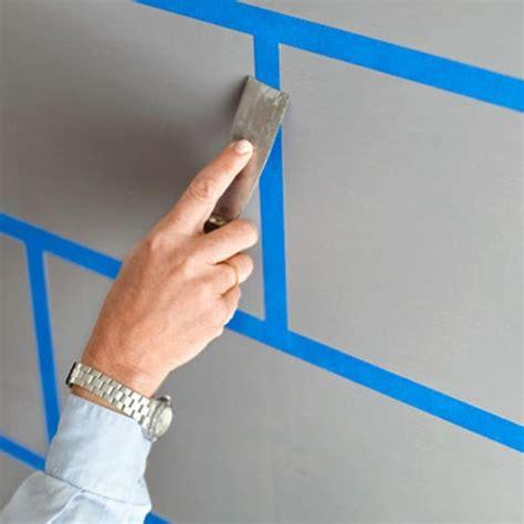 Wanddeko Mit Farbe by Geometrische Formen Tolle Wandgestaltung Mit Farbe