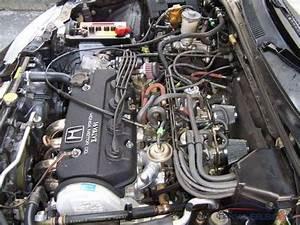 Honda D15 Dual Carbs  - Civic