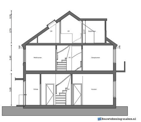 konijn plast ineens in huis doorsnede huis tekenen