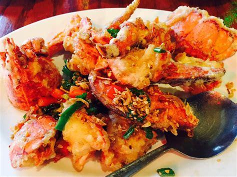spicy garlic  fried lobster yelp