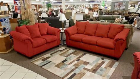 American Sofa Set by American Furniture Merlot Calcutta Sofa And Loveseat Set