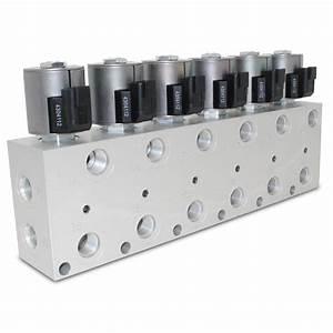 Hydraulic Multiplier Kit  6 Circuit Selector Valve