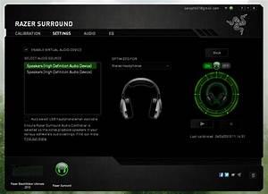 Razer U0026 39 S New Surround Software Turns Your Stereo Headset
