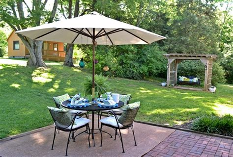 may days a small patio makeover my pier 1 backyard makeover and a 100 pier 1 gift card