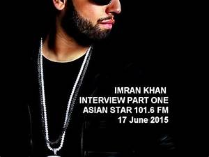 Imran Khan interview pt1 June 17, 2015 | #Imaginary - YouTube