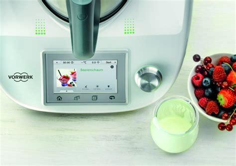 vorwerk cuisine thermomix le de cuisine qui réunit 12 fonctions