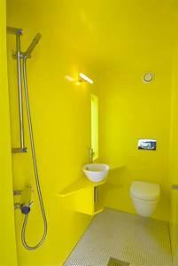 peinture wc idees couleur pour des wc top deco cuvette With couleur de peinture pour toilette 0 deco wc jaune