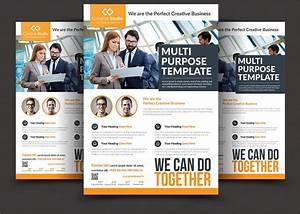 Simple Commercial Building Designs 25 Corporate Flyer Designs Psd Ai Indesign Word
