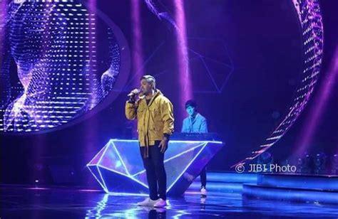 indonesian idol 2018 keren abdul dapat 4 standing