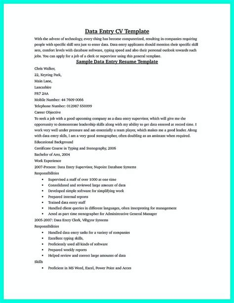 Data Entry Description For Resume by Data Entry Specialist Description Resume Resume Ideas