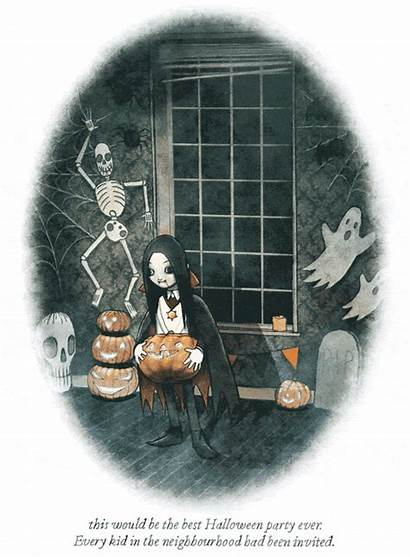 Horror Stories Coldrick Brian Scary Behind Illustrations