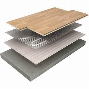 plancher chauffant electrique equation fmd 150 60 900 w l With film chauffant électrique parquet flottant