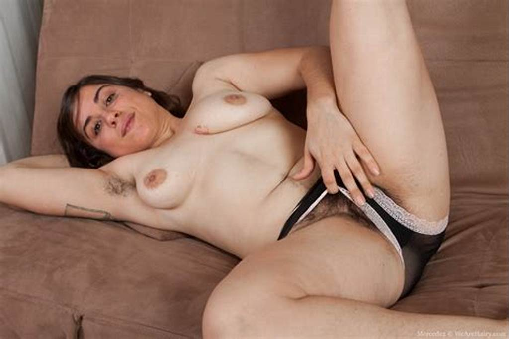 #Mercedez #Shows #Off #Her #Body #And #Hairy #Pits #And #Is #Charming
