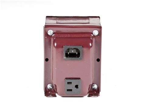2500 Tru-watts™ Step Down Voltage Transformer With Iec C13