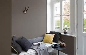Ruhe Und Raum : alpina ruhe des nordens mit trend wandfarbe grau diy ~ Watch28wear.com Haus und Dekorationen