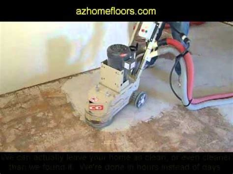 whoa dust free tile removal and thinset removal