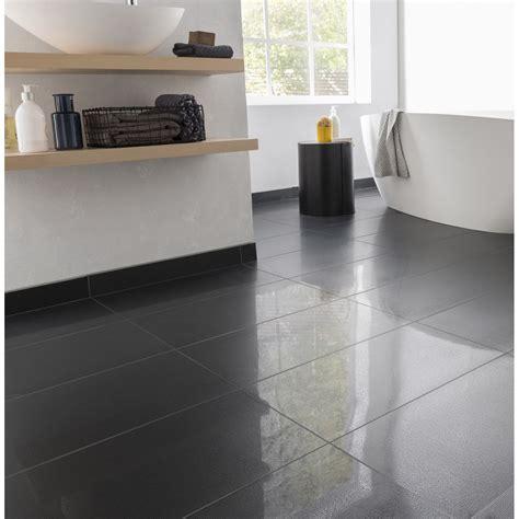 carrelage cuisine noir carrelage sol et mur noir effet uni piano l 30 x l 60 cm