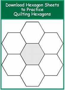 1 5 inch hexagon template - 1000 images about printable templates on pinterest