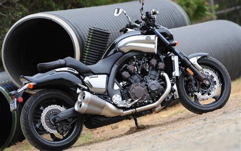 2009 Yamaha Star Vmax Motorcycle Wallpapers 1440x900