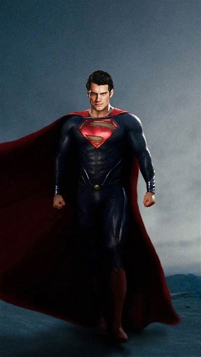 Superman Steel Wallpapers Cavill Henry Super Background