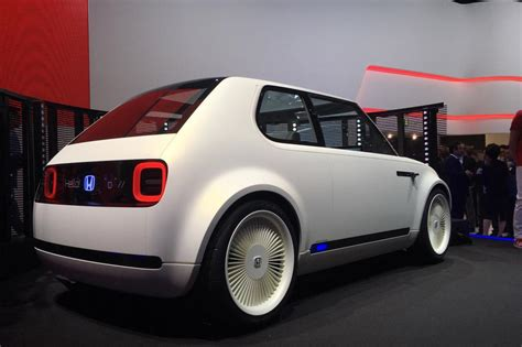 Honda Urban Ev Concept And Spy Shots  Pictures  Auto Express