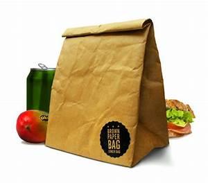 Sac Papier Kraft Deco : sac pique nique isotherme papier kraft design le dindon ~ Dallasstarsshop.com Idées de Décoration