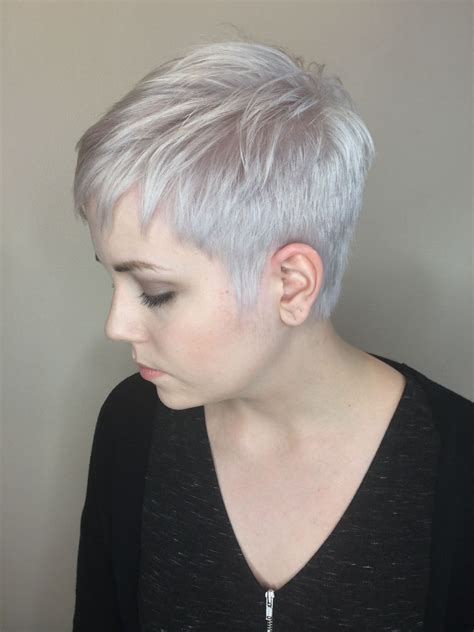 Luxury Short Edgy Hairstyle 2020 greenenergycafe com