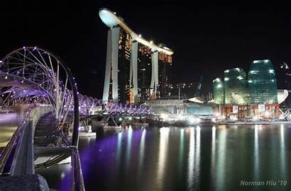 Marina Bay Sands Singapore Resort Wallpapers Cool