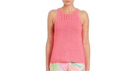 Lilly Pulitzer Mac Sweater In Pink (flamingo Pink)
