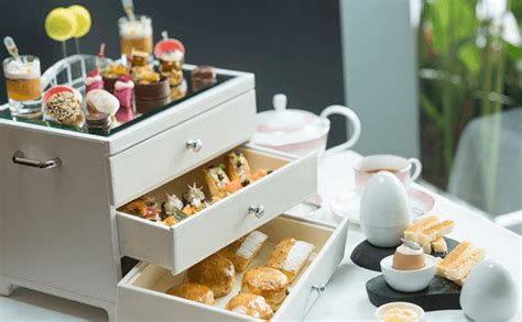 10+ Best Spots for High Tea in Singapore - Little Day Out