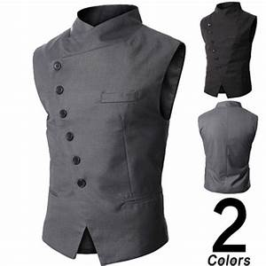 Gilet Sans Manche Homme Costume : 78 best ideas about gilet costume homme on pinterest ~ Farleysfitness.com Idées de Décoration