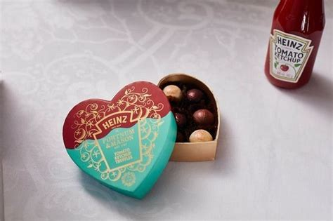 Heinz is releasing tomato ketchup truffles for Valentine's ...