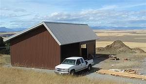 roof pole colors burgundy roof u2013 pewter gray siding With barn construction cost
