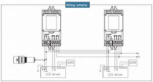 Wiring Diagram Sensor Led Light