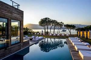 les meilleurs hotels au bord de la mer en france With hotel bord de mer normandie avec piscine
