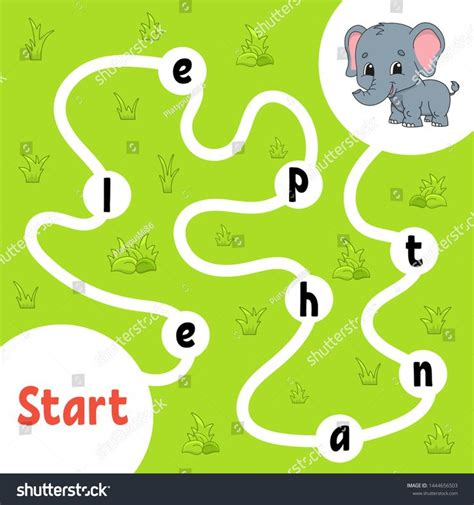 logic puzzle game learning words  kids find